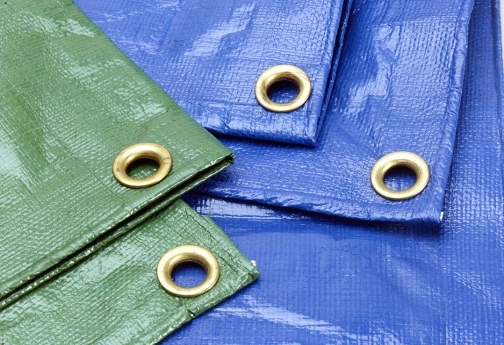 Materials for tarp