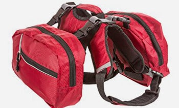 Meedory Dog Backpack for Hiking