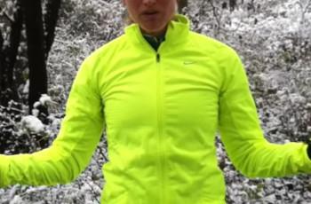 Nike Shield Womens Running Jacket