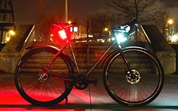 Orfos Flare 360 Degree Bike Headlight and Tail Light