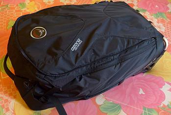 Osprey Ozone Convertible Wheeled Luggage