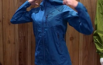 Outdoor Research Womens Clairvoyant Jacket