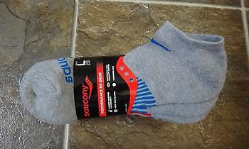 Saucony Mens Performance Socks