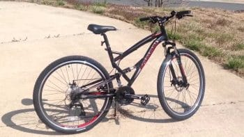 Schwinn S29 Men's 29'' Full Suspension Mountain Bike