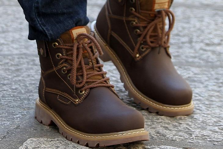 Snow boots waterproofing