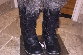 Sorel Womens Tofino Boots