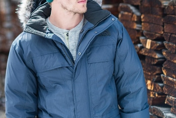 TNF Mcmurdo Parka II Mens