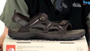 TNF Unisex-Adult Hedgehog Sandals