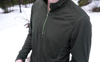 The North Face Warm LS Zip