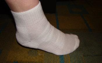Womens Thick Padded Socks