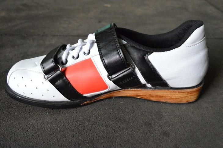 Wooden design heels