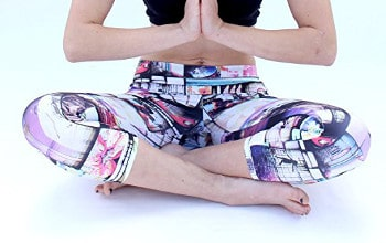 YogaBerries Socal Capri Womens Leggings