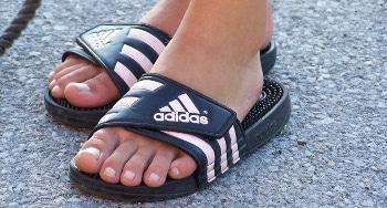 adidas Originals Mens Adissage Sandal