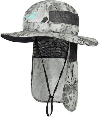 nech shield boonie hat