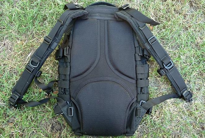 Backpack framesheet