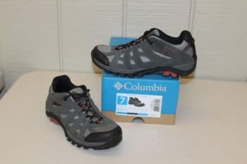 Columbia Childrens Redmond Explore Trail Shoe