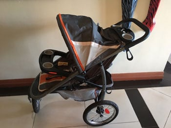 Graco Fastaction Stroller