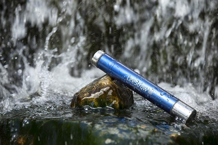 LifeStraw drinking filter