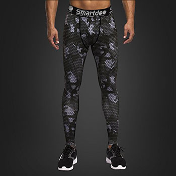 Smartdoo Men's Compression Cool Pants
