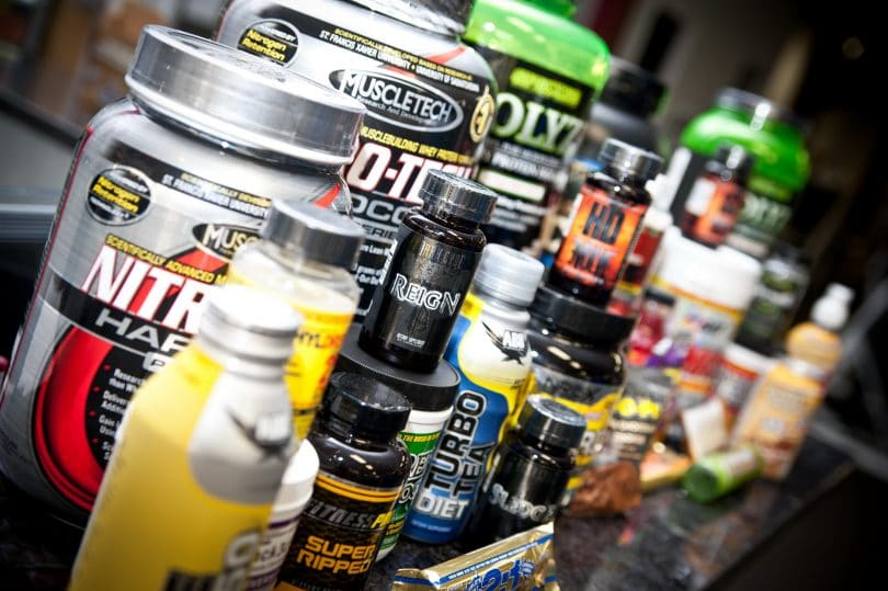What ingredients are contained in electrolyte supplements
