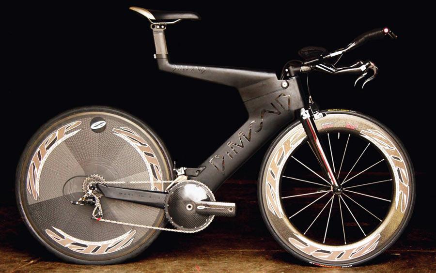 triathlon bike frame