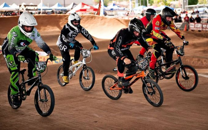 bmx racing frame