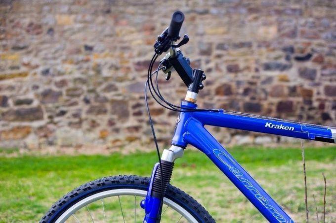 suspension on hybrid bike