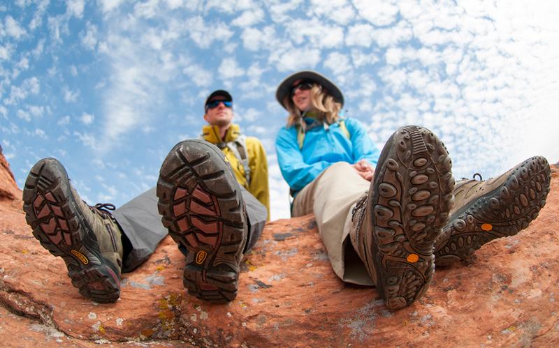 best hiking shoe brands