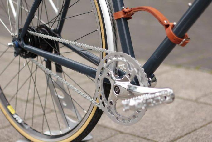 gear hub hybrid bike