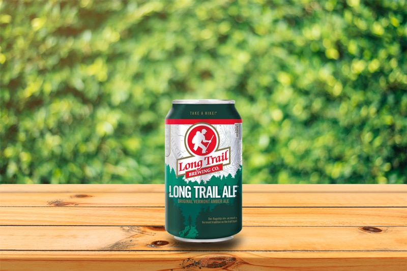 long trail ale beer