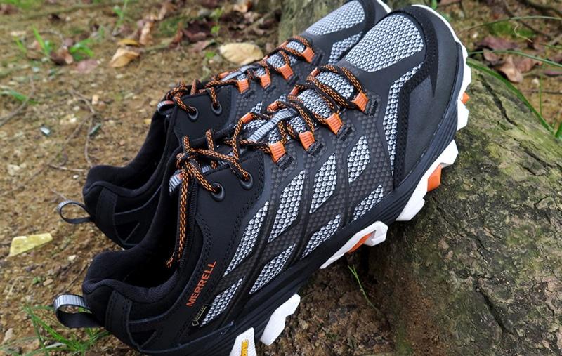 merrel hiking shoes
