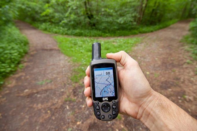 GPS as a navigational aid
