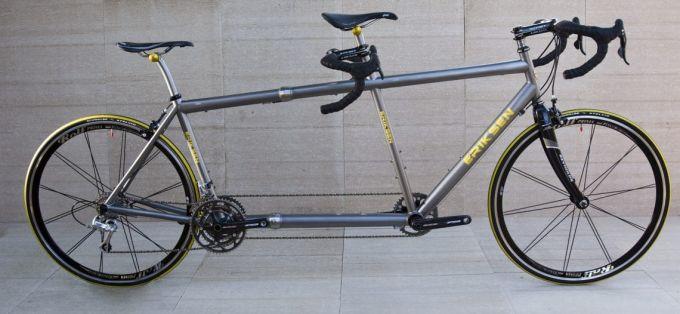 road bike tandem bikes