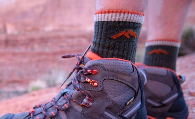 hiking wool socks