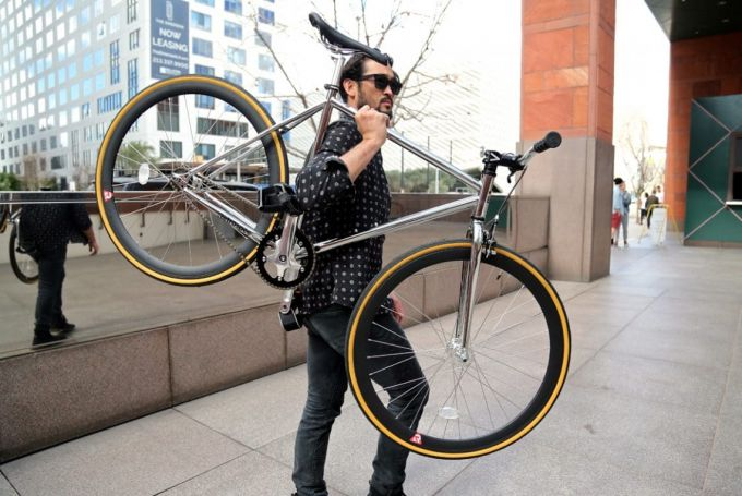 styles and design of single speed bike