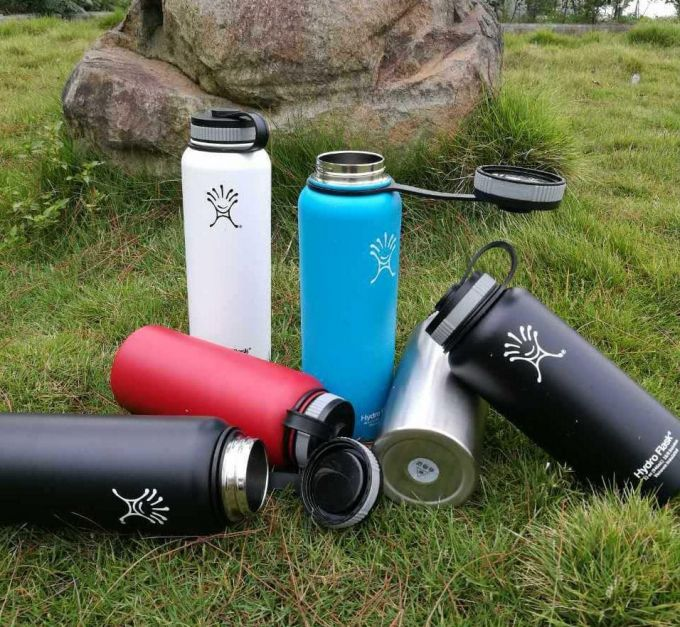 wide mouth bike water bottle
