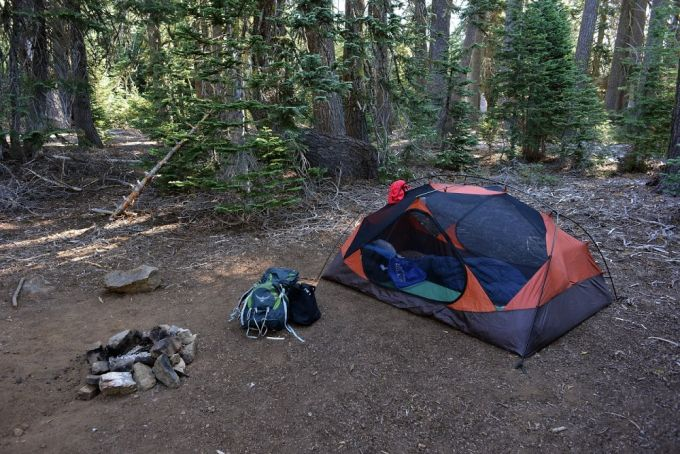 ALPS Mountaineering Chaos Tent review