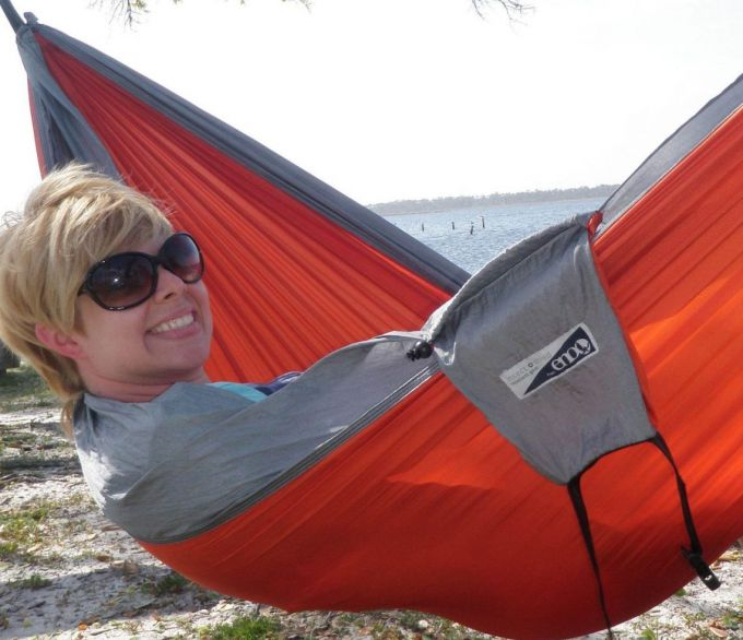 EAGLES NEST OUTFITTERS DOUBLENEST HAMMOCK review