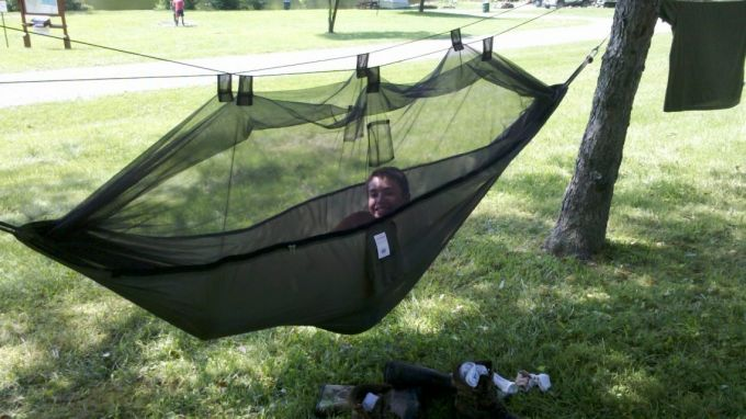 Grand Trunk Skeeter Beeter Pro Mosquito Hammock review