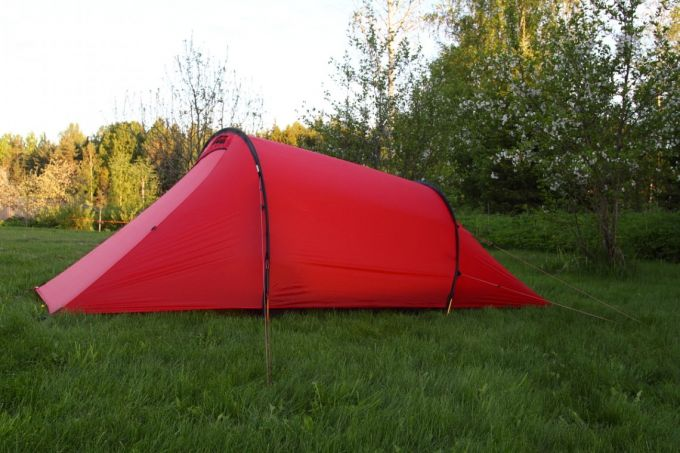 Hilleberg Anjan 2 Person Tent overview