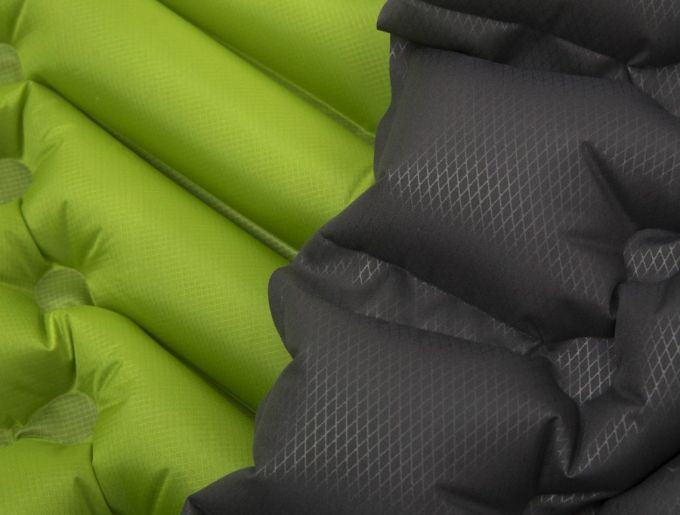 Klymit Static V2 Sleeping Pad added features