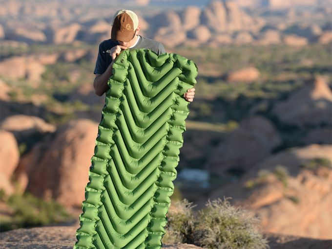 Klymit Static V2 Sleeping Pad value for money