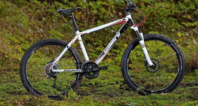 mountain bike commuter bike