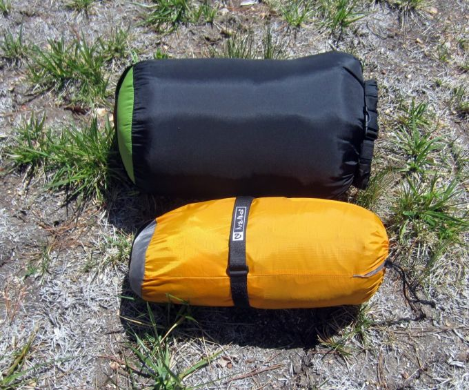 Nemo Rhapsody 15 Sleeping Bag packaging