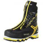 Salewa Men's MS Pro Gaiter W Mountaineering Boot, Black Yellow, 11 W US