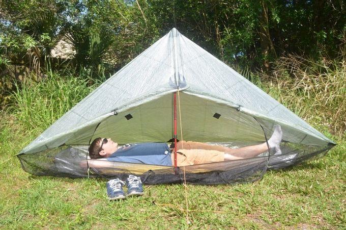 Tub tent tarp shelter