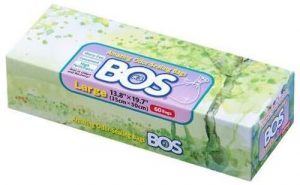 bos disposable bags
