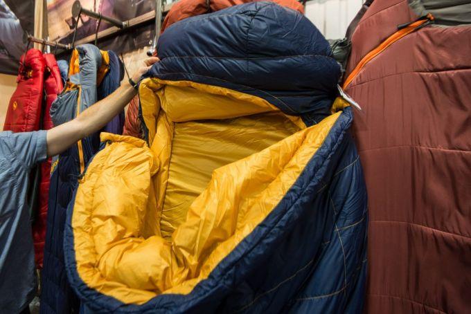 buying Big Agnes Pitchpine SL 45 Sleeping Bag