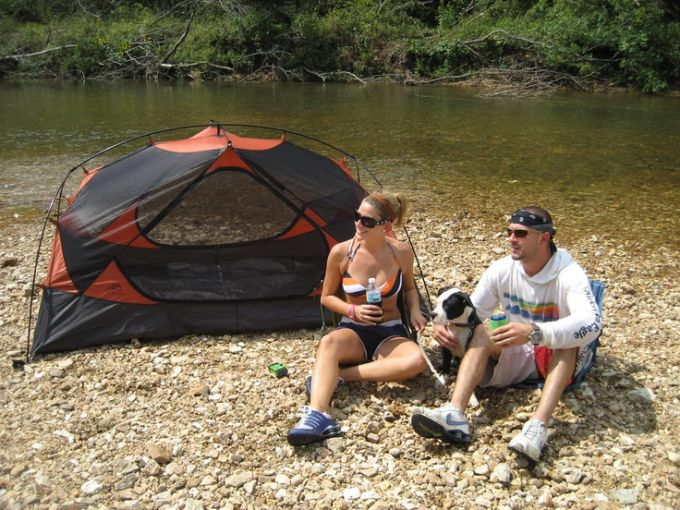 comfort and ease with alps chaos tent