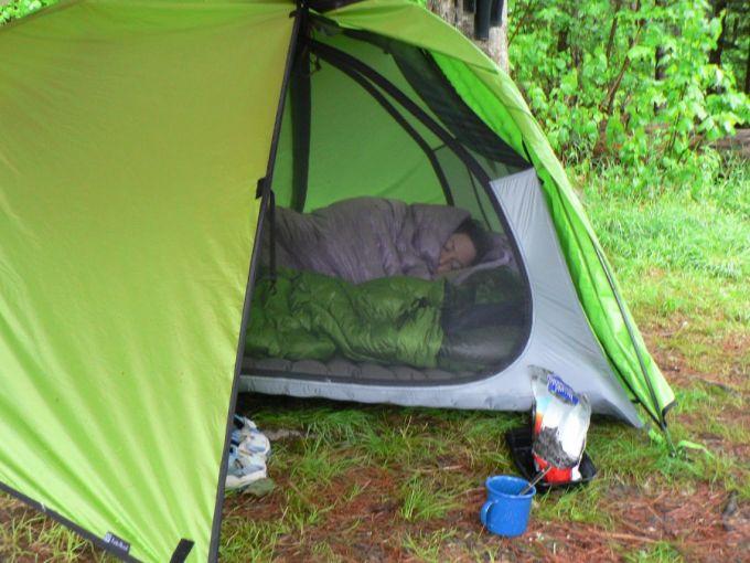 comfortability of nemo rhapsody sleeping bag